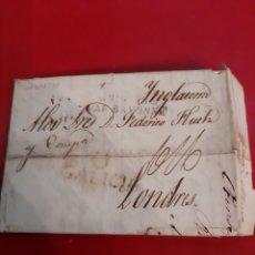 Sellos: ORENSE LONDRES 1821 COLISEVM ANTIGÜEDADES FILATELIA NUMISMÁTICA LIBRERIA. Lote 190974296