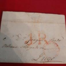 Sellos: 1851 PREFILATELIA LUGOJOAQUIN PARDO ABOGADO. Lote 190989508