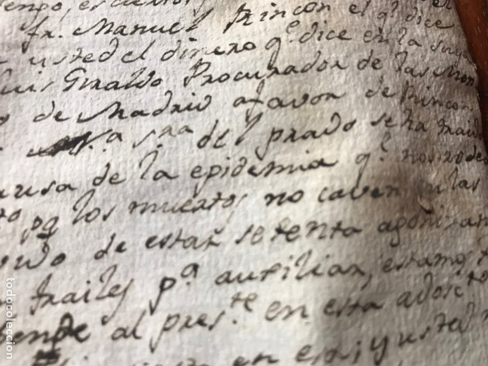Sellos: PREFILATELIA 1804. TALAVERA DE LA REINA EXTREMADURA ALTA, REDONDO NEGRO. EPIDEMIA EN TALAVERA. - Foto 2 - 202746747