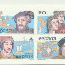 Timbres: ESPAÑA 1987. QUINTO CENTENARIO. CARNET. EDIFIL 2919C **. Lote 203276550