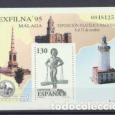 Timbres: ESPAÑA 1995. EXFILNA 95. HB EDIFIL 3393 **. Lote 203276623