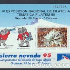 Timbres: ESPAÑA. FILATEM 95 HB EDIFIL 3340 **. Lote 203276651