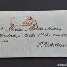 Selos: ENVUELTA, FRANQUICIA SENADORES Y DIPUTADOS, MARCA A ABONO, MADRID. Lote 205645247