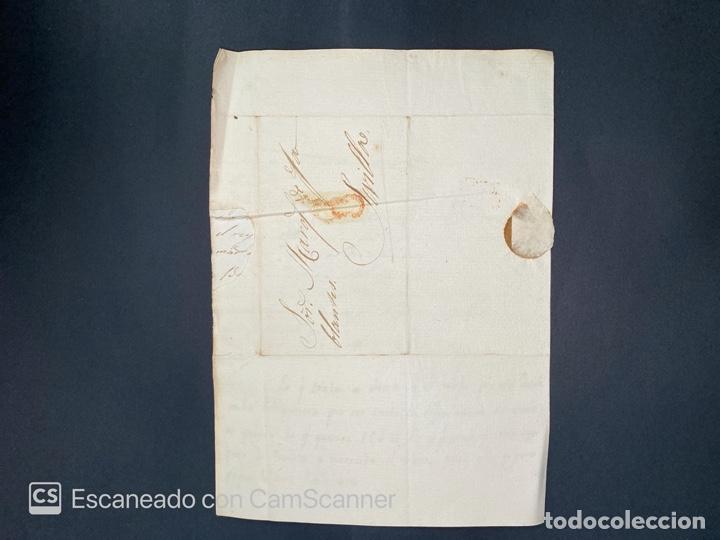 1830. CARTA DE MADRID A SEVILLA. VER (Filatelia - Sellos - Prefilatelia)