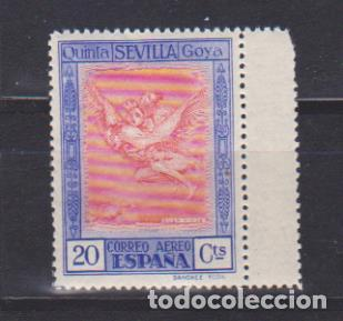 1930. QUINTA DE GOYA. EDIFIL 521 ** (Filatelia - Sellos - Prefilatelia)