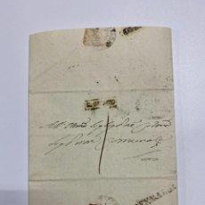 Sellos: SOBRE DEL ESTADO VATICANO. 18 FEBRERO DE 1899. VER FOTOS. Lote 224036631