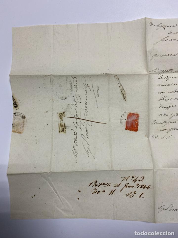 Sellos: SOBRE DEL ESTADO VATICANO. 18 FEBRERO DE 1899. VER FOTOS - Foto 3 - 224036631