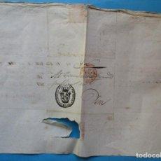 Selos: CARTA PREFILATÉLICA. VERA, PAMPLONA, NAVARRA. 1846?. Lote 243427795