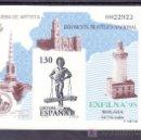 Sellos: ESPAÑA PRUEBA 35, EXPOSICION FILATELICA NACIONAL EXFILNA 95, MALAGA,. Lote 162313604