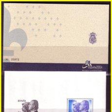 Sellos: 2004 EXPOSICIÓN MUNDIAL DE FILATELIA. VALENCIA. EDIFIL Nº 4087A * *. Lote 19640046