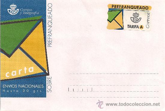 CARTAS (Sellos - España - Pruebas y Minipliegos)