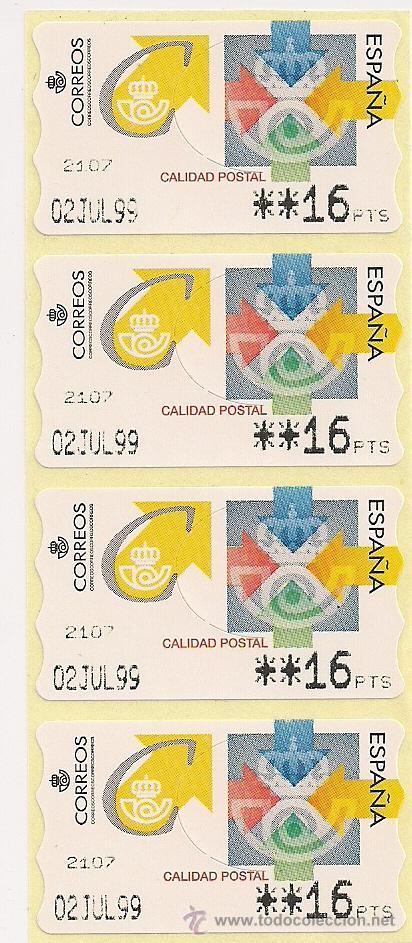 ATMS. (Sellos - España - Pruebas y Minipliegos)