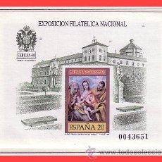 Sellos: PRUEBAS OFICIALES 1989 EXFILNA´89 TOLEDO EDIFIL Nº 19 (*). Lote 31490700