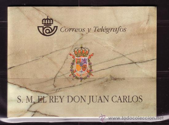 ESPAÑA CARNET 3544C*** - AÑO 1998 - REY JUAN CARLOS I (Sellos - España - Pruebas y Minipliegos)