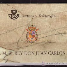Sellos: ESPAÑA CARNET 3544C*** - AÑO 1998 - REY JUAN CARLOS I. Lote 34191222
