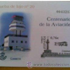 Sellos: A95-PRUEBA DE LUJO,PRUEBA ARTISTA 4047S 18 ,00€.PRUENA DE ARTISITA PRUEBA DE LUJO CENTENARIO DE LA A. Lote 35056245