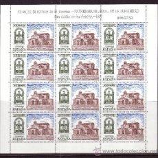 Sellos: ESPAÑA MP 57/58*** - AÑO 1997 - PATRIMONIO MUNDIAL DE LA HUMANIDAD - ARQUITECTURA. Lote 36511423