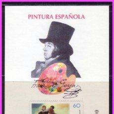Sellos: PRUEBA OFICIAL 1994 PINTURA ESPAÑOLA, FRANCISCO DE GOYA, EDIFIL Nº 60. Lote 36694916