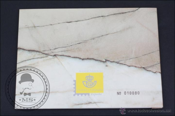 Sellos: Carnet / Carterita SM Rey Don Juan Carlos - Correos y Telégrafos - 3544C EDIFIL - Año 1998 - Foto 6 - 46572224
