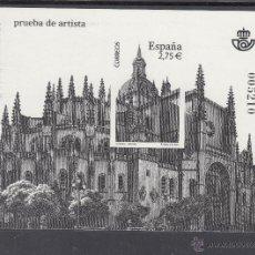 Sellos: ESPAÑA PRUEBA 102, CATEDRAL SEGOVIA. Lote 50151995