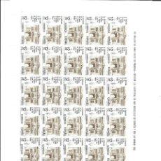 Sellos: ESPAÑA-2642 HACIENDA BORBONES PLIEGO 25 SELLOS NUEVOS SIN FIJASELLOS (SEGÚN FOTO) . Lote 51030672