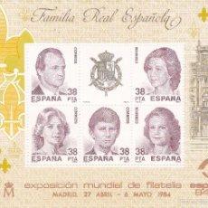 Sellos: FAMILIA REAL ESPAÑOLA. Lote 56531476