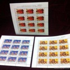 Briefmarken - MINIPLIEGOS SERIE PRE-OLIMPICA BARCELONA 92 - AÑO 1992 - 61348082