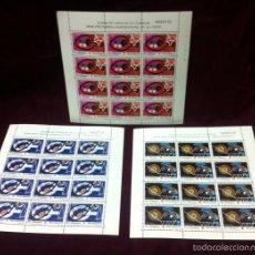 Briefmarken - MINIPLIEGOS SERIE PRE-OLIMPICA BARCELONA 92 AÑO 1991 - 61349837