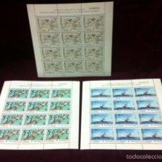 Briefmarken - MINIPLIEGOS SERIE PRE-OLIMPICA BARCELONA 92 AÑO 1991 - 61350194