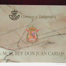 Sellos: CARNET DE PRUEBAS REY AÑO 1998. Lote 62292940