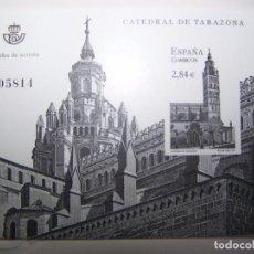 Timbres: CATEDRALES 2011. CATEDRAL DE TARAZONA. PRUEBA DEL ARTISTA. SELLOS.. Lote 63104312