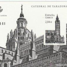 Sellos: PRUEBA DE ARTISTA 2011. CATEDRAL DE TARAZONA.. Lote 87174792