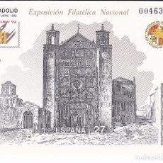 Sellos: ESPAÑA 1992 - PRUEBA PRUEBA Nº 27 EXFILNA 92. NUEVA Y PERFECTA. Lote 87790260
