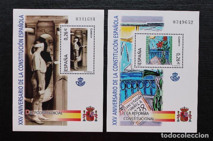 Sellos: ESPAÑA 2003, ANIVERSARIO DE LA CONSTITUCIÓN ESPAÑOLA ** - Foto 3 - 88183760