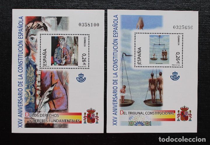 Sellos: ESPAÑA 2003, ANIVERSARIO DE LA CONSTITUCIÓN ESPAÑOLA ** - Foto 5 - 88183760