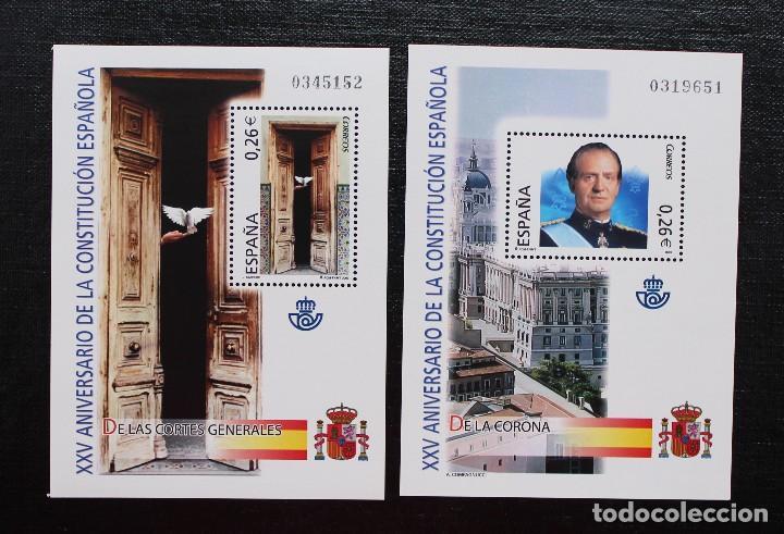 Sellos: ESPAÑA 2003, ANIVERSARIO DE LA CONSTITUCIÓN ESPAÑOLA ** - Foto 6 - 88183760
