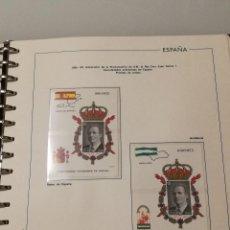Sellos: ESPAÑA 1995 - EDIFIL Nº 37/56 PRUEBA OFICIAL DE LUJO AUTONOMÍAS 20 HOJITAS SIN DENTAR.. Lote 106445707