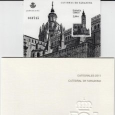 Sellos: 2011 PRUEBA CATEDRAL DE TARAZONA. Lote 225545800