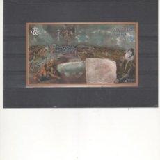 Sellos: ESPAÑA-4892 HB VISTA Y PLANO DE TOLEDO -EL GRECO- NUEVA SIN FIJASELLOS (SEGÚN FOTO). Lote 109411775