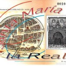 Sellos: PRUEBA OFICIAL NUMERO 73 SANTA MARIA LA REAL ARANDA DE DUERO. Lote 142686986