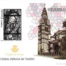Sellos: PRUEBA NUMERO 85 - VIDRIERAS - CATEDRAL PRIMADA DE TOLEDO . Lote 120257839