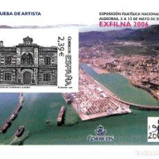 Sellos: PRUEBA NUMERO 92 - EXFILNA 2006 ALGECIRAS. Lote 120258455