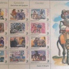 Stamps - SERIE COMPLETA EDIFIL MP 61A Y 61B EN MINIPLIEGOS. CON GOMA ORIGINAL. 1998. - 121977527