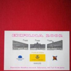 Sellos: ESPAÑA : PRUEBA OFICIAL N°78. Lote 128368010