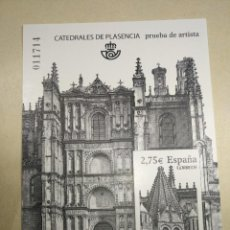 Sellos: PRUEBA OFICIAL DE LUJO 101 ESPAÑA 2010. Lote 128776759