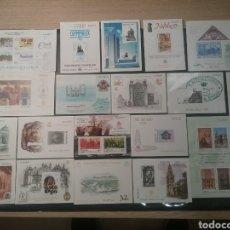 Sellos: LOTE DE 20 PRUEBAS DE ARTISTA, LUJO Y DE COLOR.. Lote 133571735