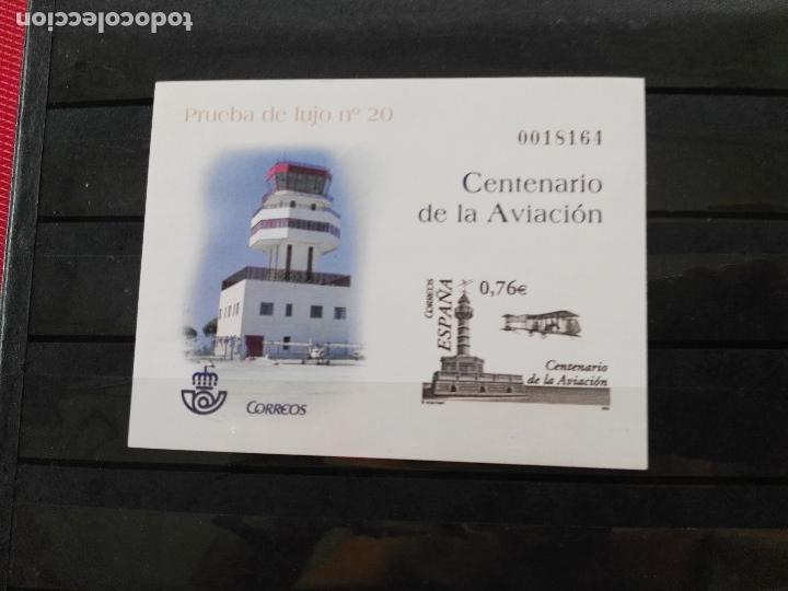 Sellos: ALBUM CLASIFICADOR CON LOTE DE PRUEBAS DE LUJO Y ARTISTA. LEER DESCRIPCION. SIN CHARNELA - Foto 5 - 103911491