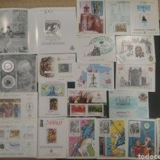 Sellos: LOTE 20 PRUEBAS ARTISTA, LUJO, COLOR,.... Lote 133844734