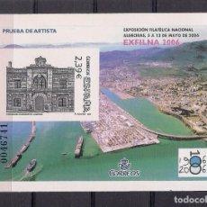 Sellos: ESPAÑA 2006 - PRUEBA EXPOSICION FILATELICA EXFILNA 2006 ALGECIRAS - EDIFIL Nº 92. Lote 136489294