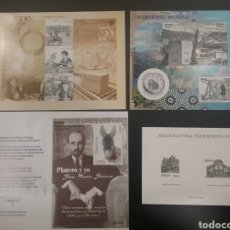 Sellos: LOTE EDICIONES LIMITADAS CORREOS ABONADOS. Lote 140418757